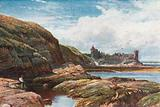 The Castle of St Andrews, Fifeshire