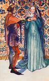A Man and Woman of the Time of Edward II1307–1327