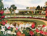 The Parterre de Latone, Versailles