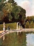 The Fountain of Diana, Versailles