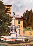 The Villa Petraja, Florence