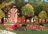 The Palace, Peterhof