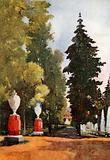 The Fountains, Peterhof