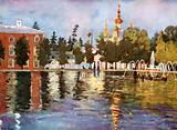 The Tsar's Church, Peterhof