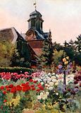 The Clock Tower, Wolfsgarten
