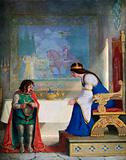 The Lady Lyoness . . . had the Dwarf in Examination
