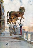 The Horses of San Marco, looking South