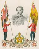 Marquis of Dalhousie, Late Colonel of the 26th Cameronians