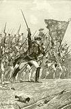 George II at Dettingen