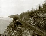 The Palisades on the Mississippi River