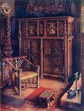 """The """"King's Room,"""" Oxburgh Hall"""