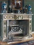 Wedgwood-Flaxman Chimneypiece