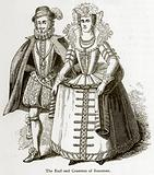 The Earl and Countess of Somerset