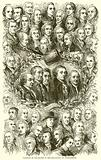 Portraits of the Signers of the Declaration of Independence
