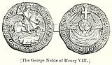 The George Noble of Henry VIII