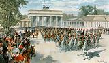 Entrance of the French Army into Berlin