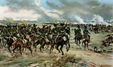 The 20th Chasseurs at Wagram