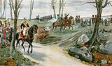 General Drouot and the Guard Artillery at Hanau
