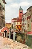 S Fosca and Palazzo Giovanelli