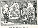 Cloister of S Francesco Della Vigna