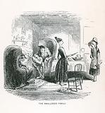 Illustration for Bleak House