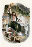 Illustration for A Christmas Carol