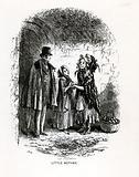 Illustration for Little Dorrit
