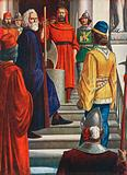 Doge Marin Faliero who attempted a coup in 1355 and was beheaded