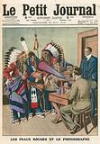 Red Indians and the Phonograph
