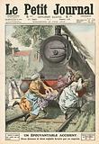 Appalling rail accident