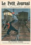 Tragic rail accident