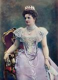 The Dowager Queen Margherita of Italy