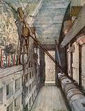 Portcullis in the Bloody Tower