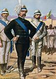General Antonio Baldissera, the restorer of Italian prestige in Eritrea