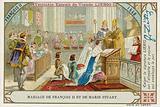 King Francois II and Marie Stuart