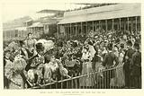 Royal Ascot, the Enclosure before the Race for the Cup