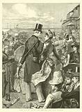 Cup Day at Ascot, the Masses and the Classes