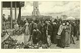 A London Fair, Friday at the Metropolitan Cattle Market