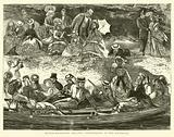 Henley-on-Thames Regatta, picknicking by the Riverside