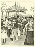 Sunday in Victoria Park