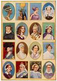 Famous women through the ages