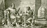 Marco Polo in prison