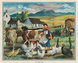 Mixed Farming in Eire