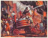 A Fire Engine late 17th Century