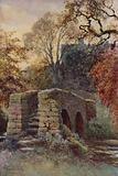 Dorothy Vernon's Bridge, Haddon