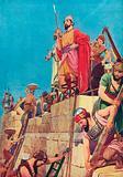 Rebuilding the Walls of Jerusalem
