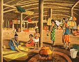 Inside a Zulu Home