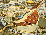 An English village in early Norman times
