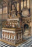 The Beauchamp Chapel Tombs of the Founder and Robert Dudley, Earl of Leicester