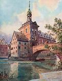 Bamberg – Town Hall